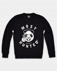 MOST_HUNTED_PANDA_SWEATER_BLACK_UNISEX_SHOP.psd