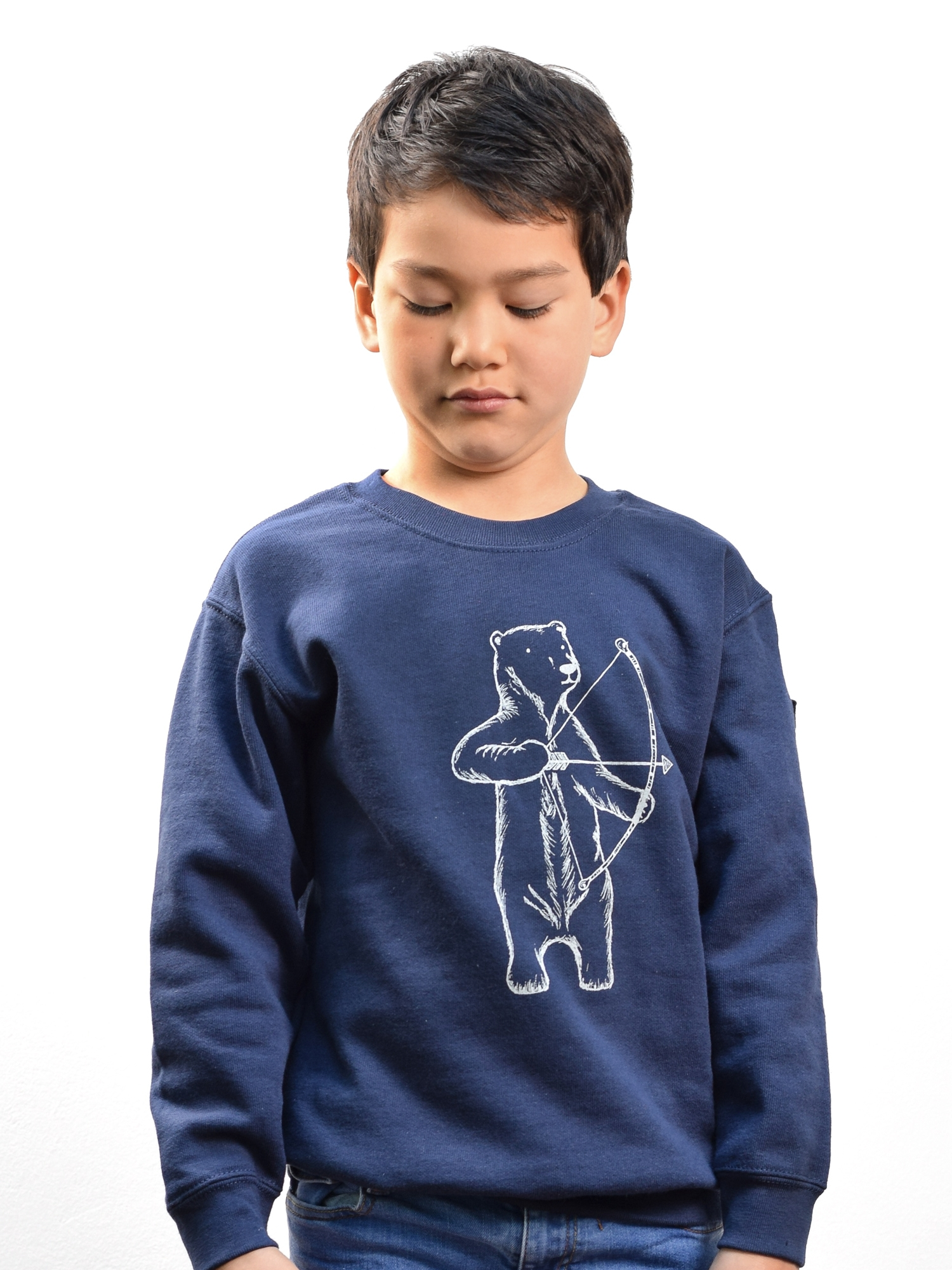 02a53043 MOST_HUNTED_BOW_SHOT_POLAR_BEAR_BOY_BODY_SHOP ·  most_hunted_icebear_sweater_kids_shop. €29.95. The polar bear is about to  ...