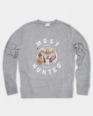 MOST_HUNTED_REAL_TIGER_SWEATER_GREY_UNISEX_SHOP