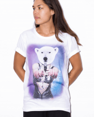 MOST_HUNTED_POLAR_BEAR_T_SHIRT_WOMEN_BODY_SHOP_C