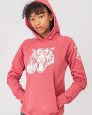 MOST_HUNTED_TIGER_HEAD_HOODIE_GREYCRANBERRY_GLOW_WHITE_BODY_SHOP_2