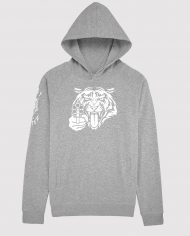MOST_HUNTED_TIGER_HEAD_HOODIE_GREY_GLOW_WHITE_SHOP