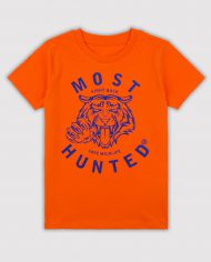 MOST_HUNTED_KIDS_TIGER_CLAW_T_SHIRT_ORANGE_GLITTER_BLUE_SHOP