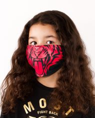 Most_Hunted_kids_tiger_claw_mask_navy_red_portret_webshop